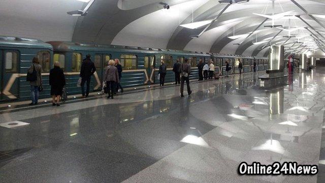 потоп в метро