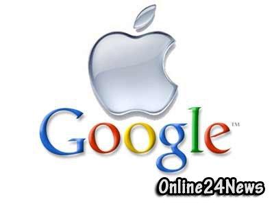 эпл и гугл