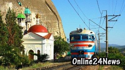 Поезда в Симферополь пойдут через Керченский пролив