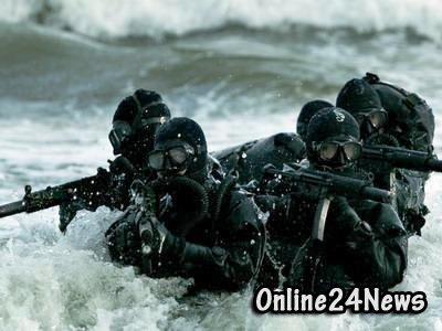 Масштабные учения российских военных в акватории Чёрного моря