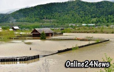 Регионы Сибири пострадавшие от паводка получили второй транш федеральной помощи