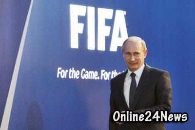 Москва принимает эстафету Чемпионата мира по футболу