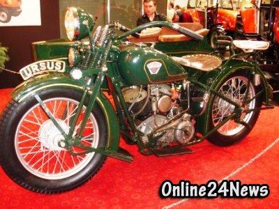 Поляки собираются выпускать репликант мотоцикла Sokol 1939 года