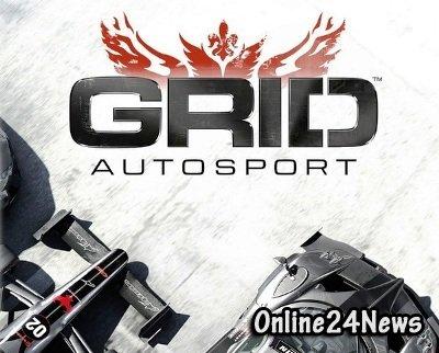 GRID Autosport Black Edition уже на российском рынке