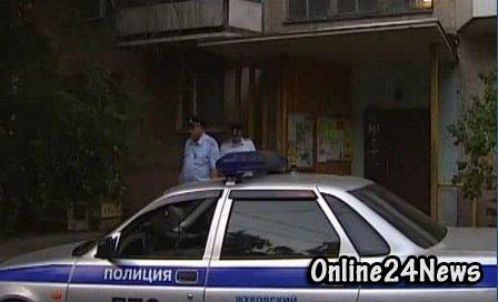 Полиция, прибывшая на место трагедии