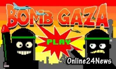 Компания Google удалила из сети игровую консоль Bomb Gaza