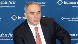 Поражение Гарри Каспарова связано с большой заполитизированностью этого претендента, на должность президента ФИДЕ