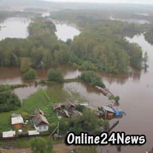 Аномальный паводок в Амурской области в 2013 году