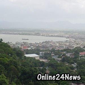 На Гаити произошло серьезное ДТП