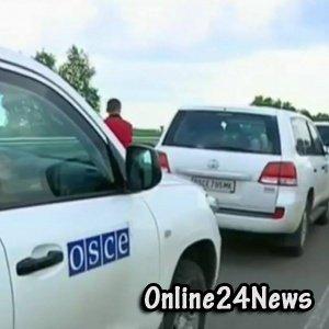 Международная миссия приступила к работе по определению буферной зоны в Мариуполе