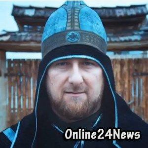 Кадыров снялся в кино