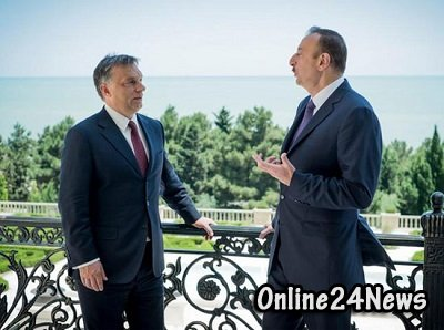 азербайджан и венгрия