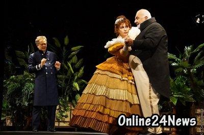 спектакль женитьба