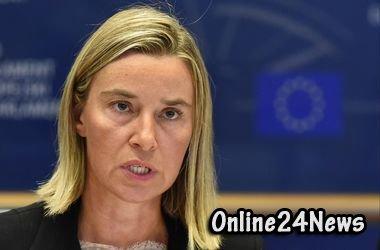 Федерика Мигерини не желает участвоватьв украинском конфликте