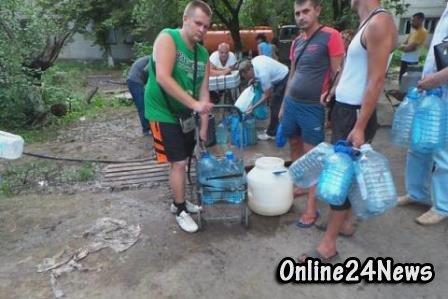 В ЛНР проблемы с водоснабжением