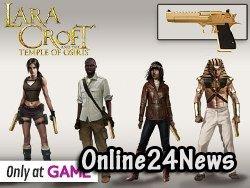 В частности каждый из четырёх ваших друзей может руководить действиями одного из четырёх персонажей Lara Croft and the Temple of Osiris Картера, Исиды, Гора и естественно самой Лары Крофт
