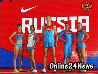 русские спортсмены по легкой атлетике