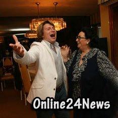 Басков и Монтсеррат Кабалье