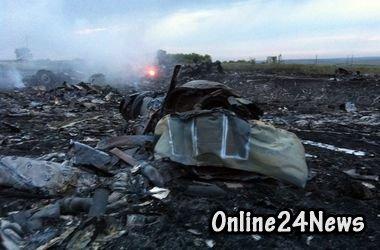 крушение самолета МН 17
