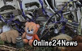 крушение самолет МН 17