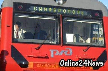 поезд симферополь-москва