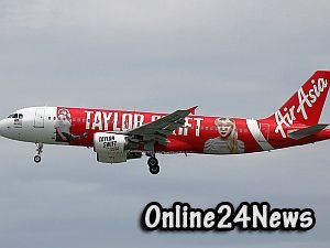 пропавший лайнер Air Asia