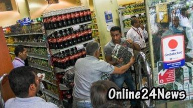в венесуэле дефицит продуктов