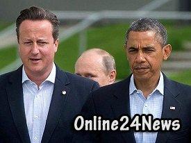 Обама и Кэмерон