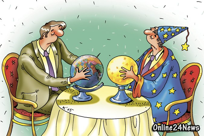 предсказание для мира
