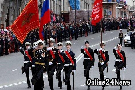 парад в москве