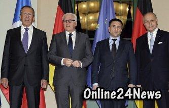 четверка лидеров стран