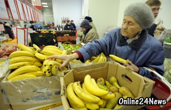 выросла цена на бананы