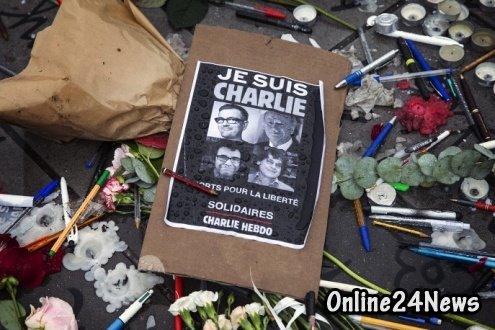 убийство в редакции Charlie Hebdo