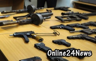незаконное ношение оружия