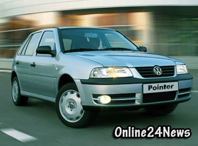 Volkswagen Pointer на Онлайн24Новости