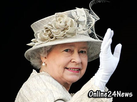 английская королева