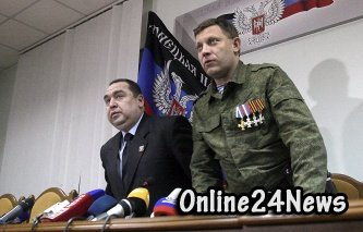 главы ДНР и ЛНР