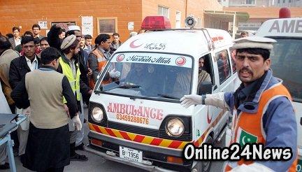 теракт в Пакестане