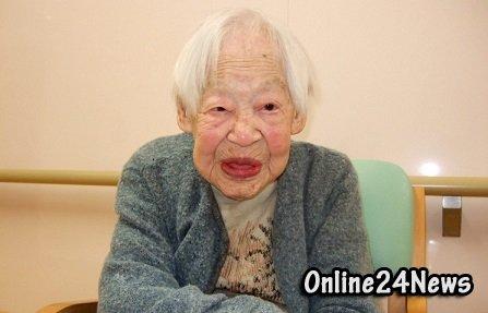 самая старая жительница планеты