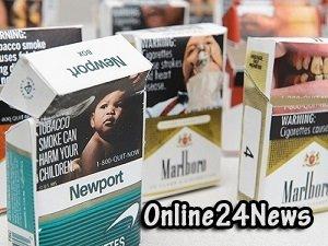 изображение на пачках сигарет