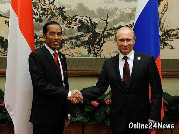 сотрудничество Индонезии и России