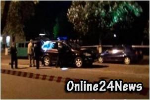 в Киеве расстреляли милицейский патруль