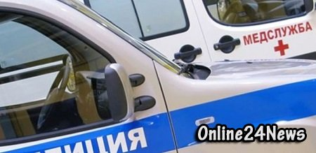 сбили полицейского
