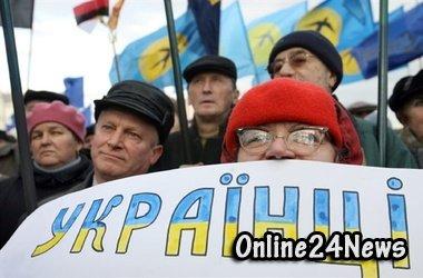численность украинцев сокращается