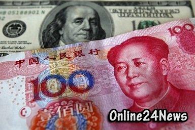 китайская йена может сменить доллар