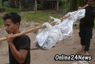 Массовые захоронения в Малайзии
