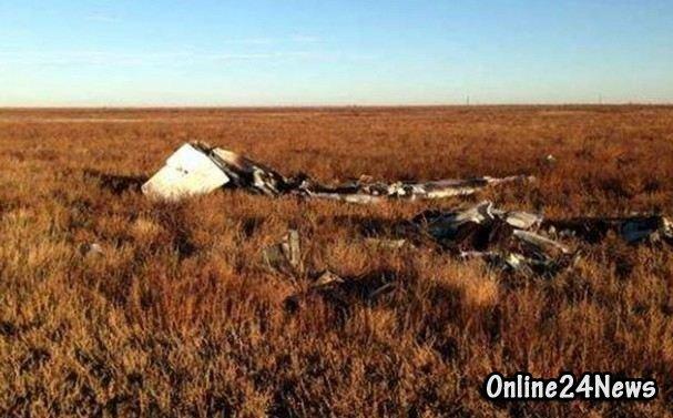 В северной части Техаса разбился самолет