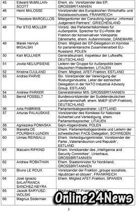 российский черный список