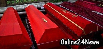 гробовщика убили