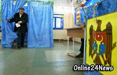в Молдове начались выборы